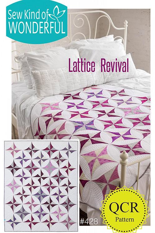Lattice Revival Pattern