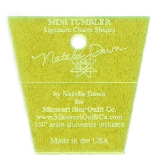 "Missouri Star Quilt Company Mini Tumbler 2.5"""