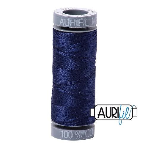Aurifil 28 100m 2745 Midnight Cotton Thread