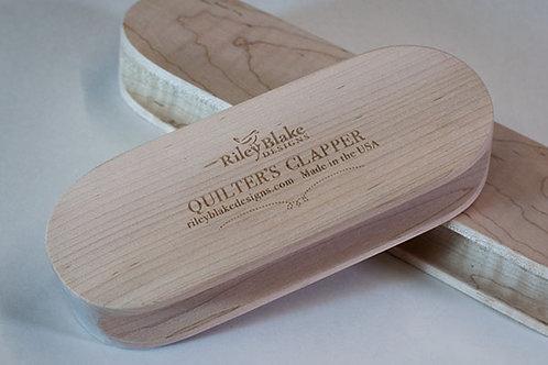 "Hardwood Quilters Clapper 7"""