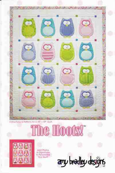 The Hoots By Amy Bradley
