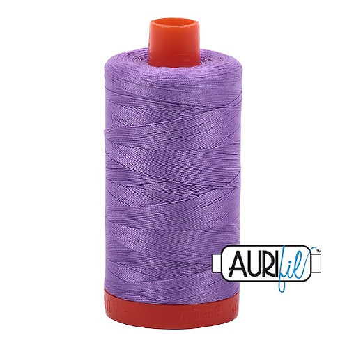 Aurifil 50 1300m 2520 Violet Cotton Thread