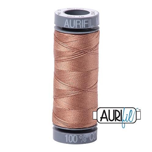 Aurifil 28 100m 2340 Cafe' au Lait Cotton Thread