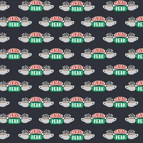 Friends Central Perk Fabric