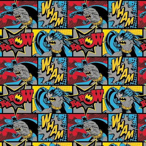 FLANNEL - Batman Wham Fabric