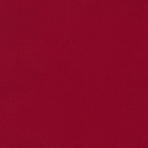 Rich Red 1551 - Kona Solids Fabric