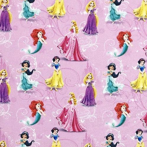 Disney Glamour Princess Fabric