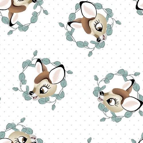 Disney Bambi Badge Fabric