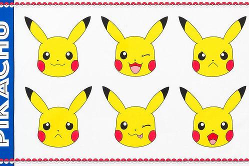 Pokemon Pikachu Panel