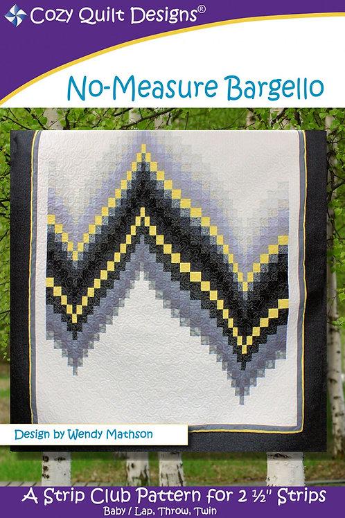 Cozy Quilt Designs No Measure Bargello Quilt Pattern
