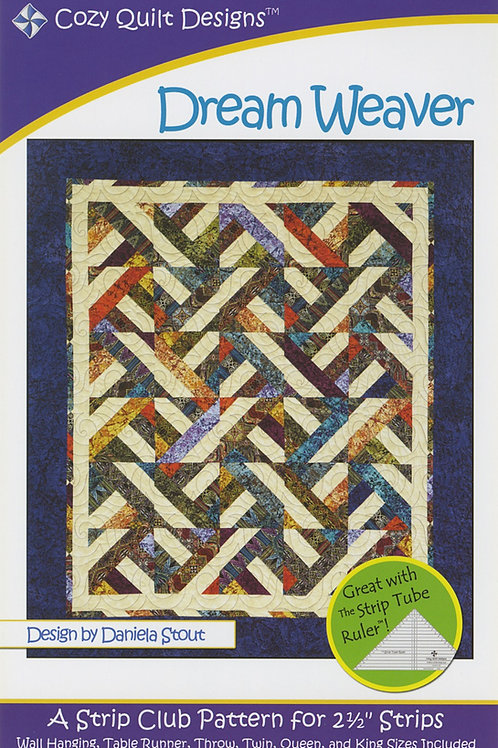Cozy Quilt Designs Dream Weaver Quilt Pattern
