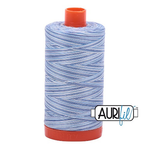 Aurifil 50 1300m 4655 Storm at Sea Cotton Thread