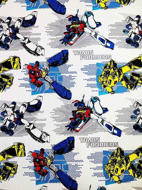 Transformers Character Fabric