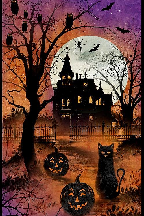 Frightful Night Panel