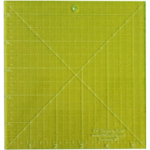 """PM Quilting 5.5"""" Square Template"""