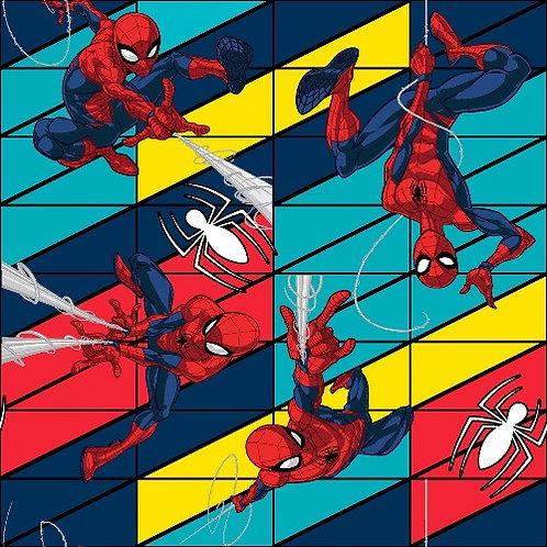 Spiderman Swing Fabric