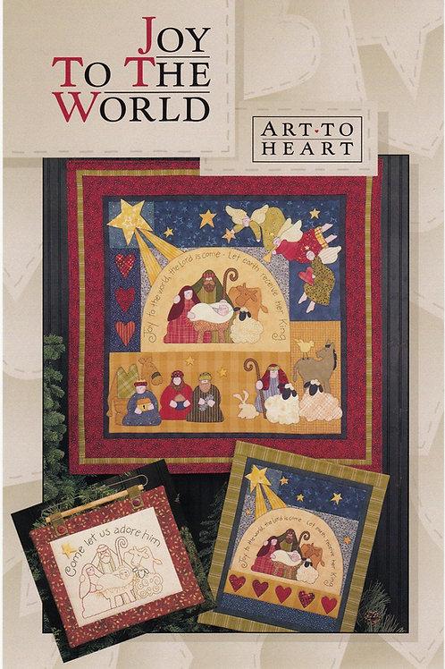 Joy to the World Patterns
