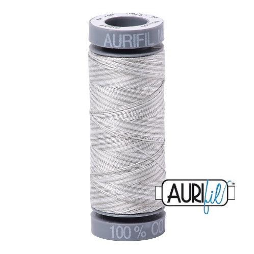 Aurifil 28 100m 4060 Silver Moon Cotton Thread