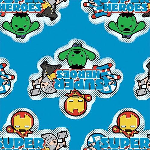 Marvel Super Heroes Marvel Fabric
