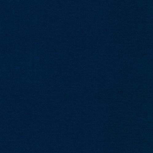Navy 1243 - Kona Solids Fabric