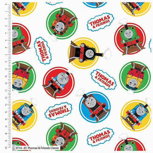 Thomas and Friends Classic Fabric