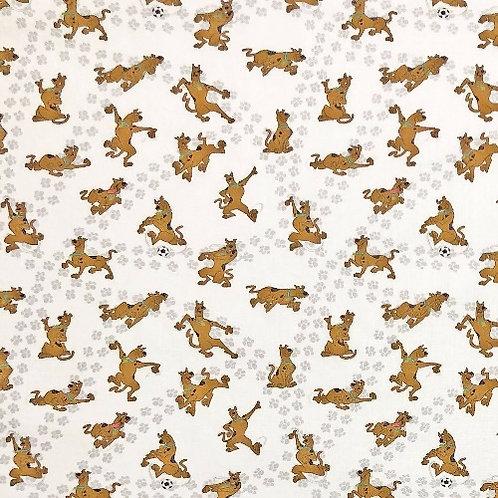 Scooby Doo Fabric