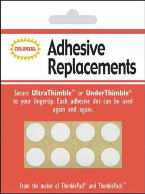 Ultra Thimble Adhesive Replacements