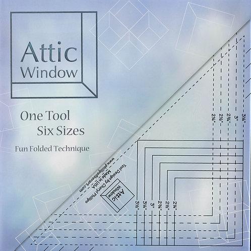 Attic Window Template