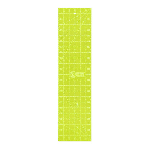 "Missouri Star Quilt Company 6"" x 24"" Ruler Template"