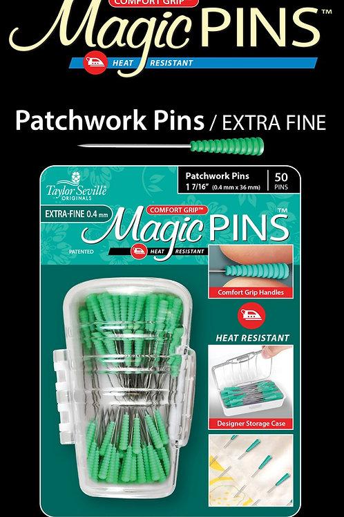 Taylor Seville EXTRA-FINE Magic Pins 50pk