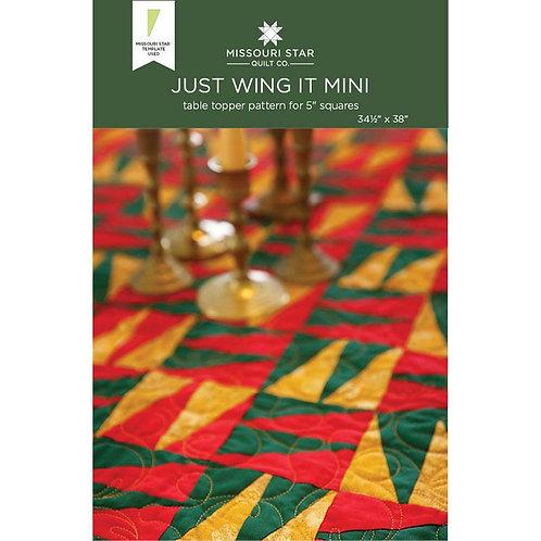 Missouri Star Just Wing It Mini Pattern