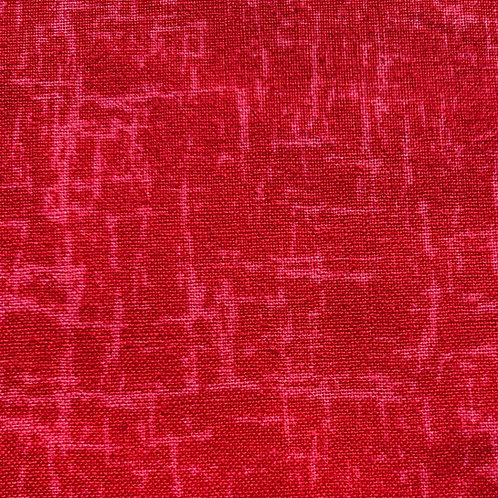 Textured Blenders Red Fabric