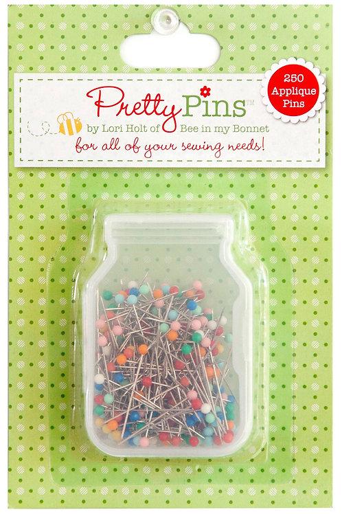Lori Holt Pretty Applique Pins