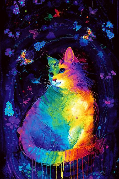 Meow-Za Multi Cat Panel