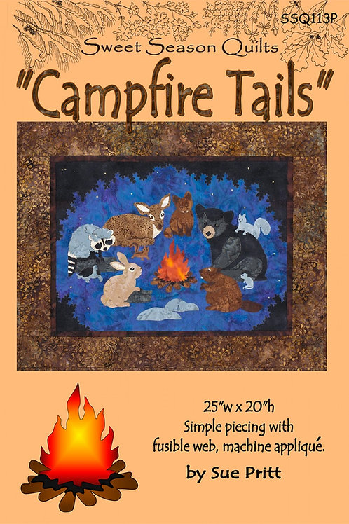 Campfire Tails Pattern