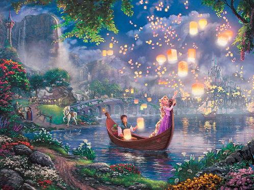 Disney Dreams Tangled Panel
