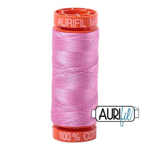 Aurifil 50 200m 2479 Cotton Thread Medium Orchid