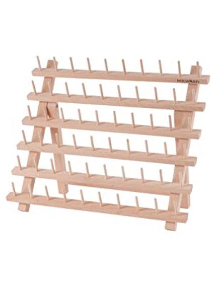 Millward Wooden Spool Thread Organiser