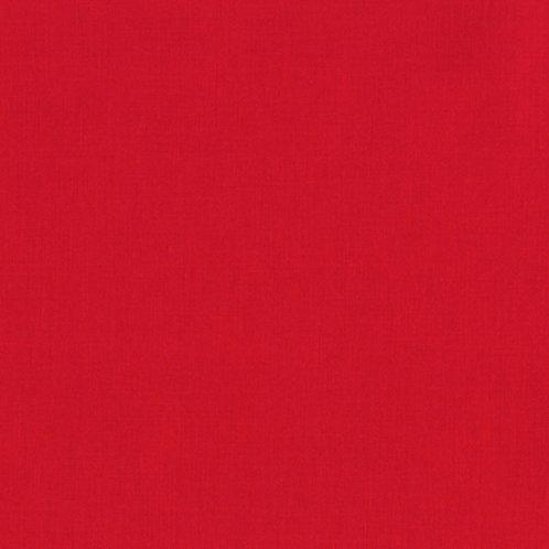 Red 1308 - Kona Solids Fabric