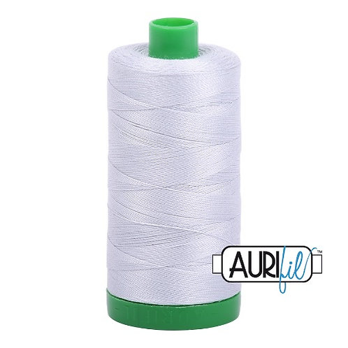 Aurifil 40 1000m 2600 Dove Cotton Thread