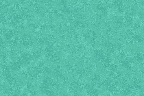 2800/T73 Tiffany Blue Makower Spraytime Fabric