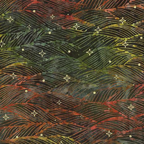 LP Forest Northwoods Batik With Metallic