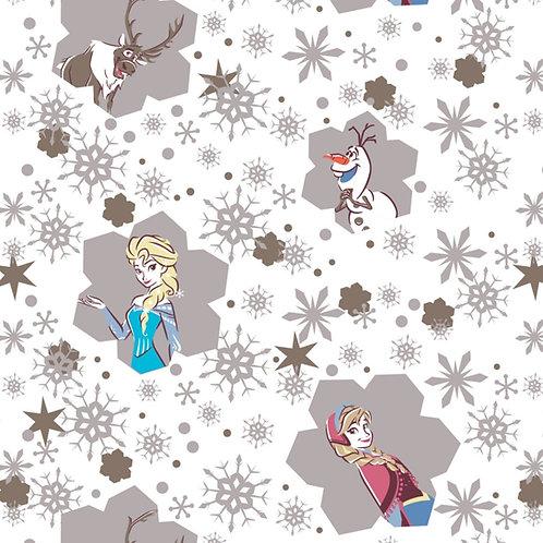 FLANNEL - Frozen Flannel Fabric