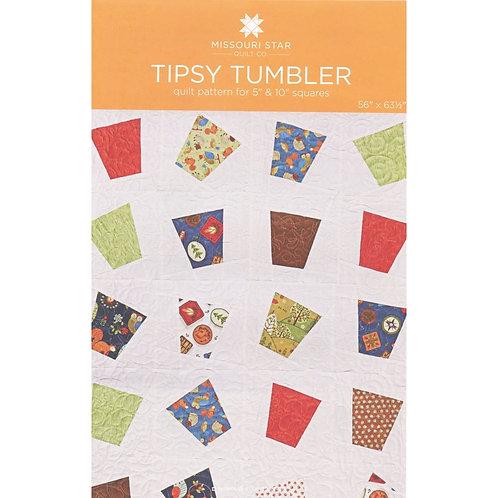 Missouri Star Tipsy Tumbler Quilt Pattern