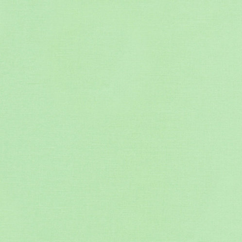 Mint 1234 - Kona Solids Fabric