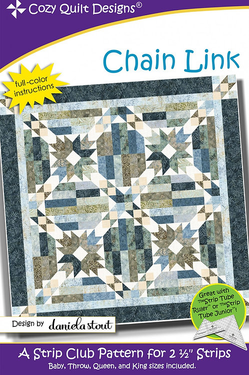 Cozy Quilt Designs Chain Link Quilt Pattern