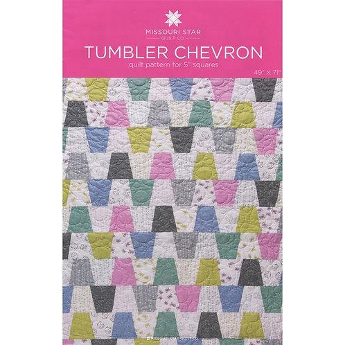 Missouri Star Quilt Company Tumbler Chevron