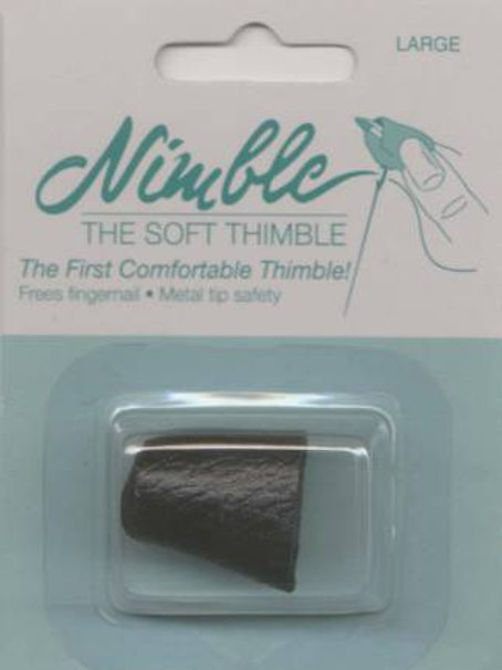 Nimble Thimble Leather