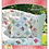 Thumbnail: Heather Cathedral Window Quilt and Pillow Pattern