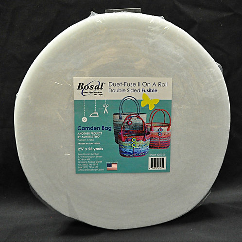 Bosal Duet Fuse II on a Roll